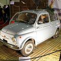 Fiat 500 jardinière de 1964 (23ème Salon Champenois du véhicule de collection) 01