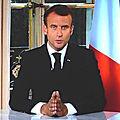 Emmanuel Macron : la boussole après les horloges