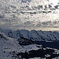 La neige et on revient - A bit of snow and back
