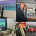 Toyota Q-Park : partenariat pour faciliter le stationnement