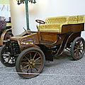 PANHARD & LEVASSOR type B tonneau 1902