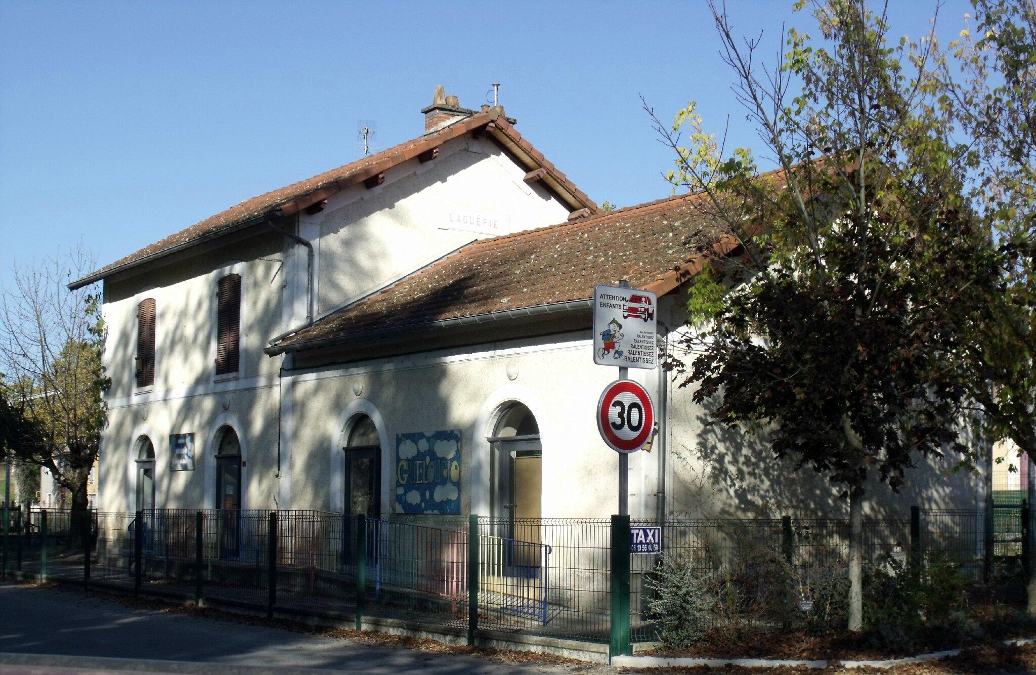 Laguépie (Tarn-et-Garonne - 82)