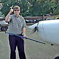 Le premier vol solo d'yves
