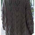 Long manteau irlandais