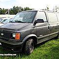 Chevrolet van astro lt (32ème bourse d'échanges de lipsheim)