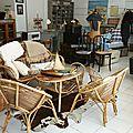Salon en Rotin 4 pièces 1