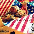 Les muffins à la myrtille de bree van de kamp