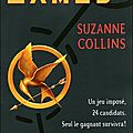 Hunger games tome 1/ 15 jours hunger games
