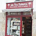 <b>Lis</b> Tes <b>Ratures</b> Nantes Loire-Atlantique librairie