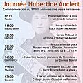 Journée hubertine auclert 28 avril 2018 saint-priest-en murat