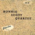 Ronnie Scott Quartet - 1953 - Ronnie Scott Quartet (Esquire)