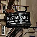 Pierre Bois et Feu Spécialiste du <b>boeuf</b> <b>salers</b> au fer à repasser Strasbourg Bas-Rhin