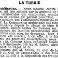 Eclaireur de nice 12 août 1914