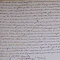 Bonnier Marie Joséphine Judic_Naissance 1809