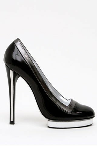 The Graphic Heel VERSACE
