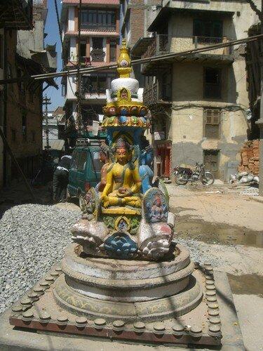 Temple, Kathmandou