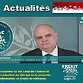 Entretien en direct avec vincent brousseau, responsable upr des questions monétaires - 13/12/17