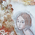 Lidia mixedmedia <b>collage</b>