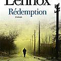 Redemption de <b>Matt</b> Lennox : un des grands romans américains de 2014