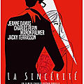 « La <b>sincérité</b> », un film divertissant disponible en VOD