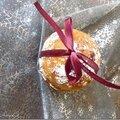 *gâteaux de noël aux fruits*