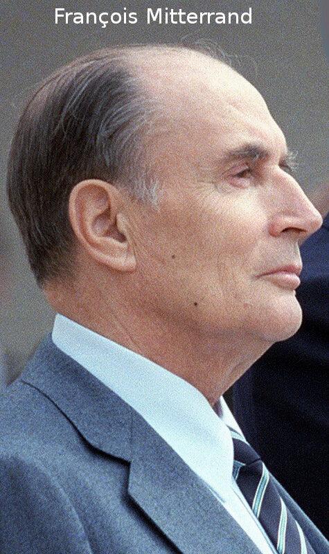 1988-François Mitterrand