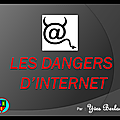 Atelier : les dangers d'internet
