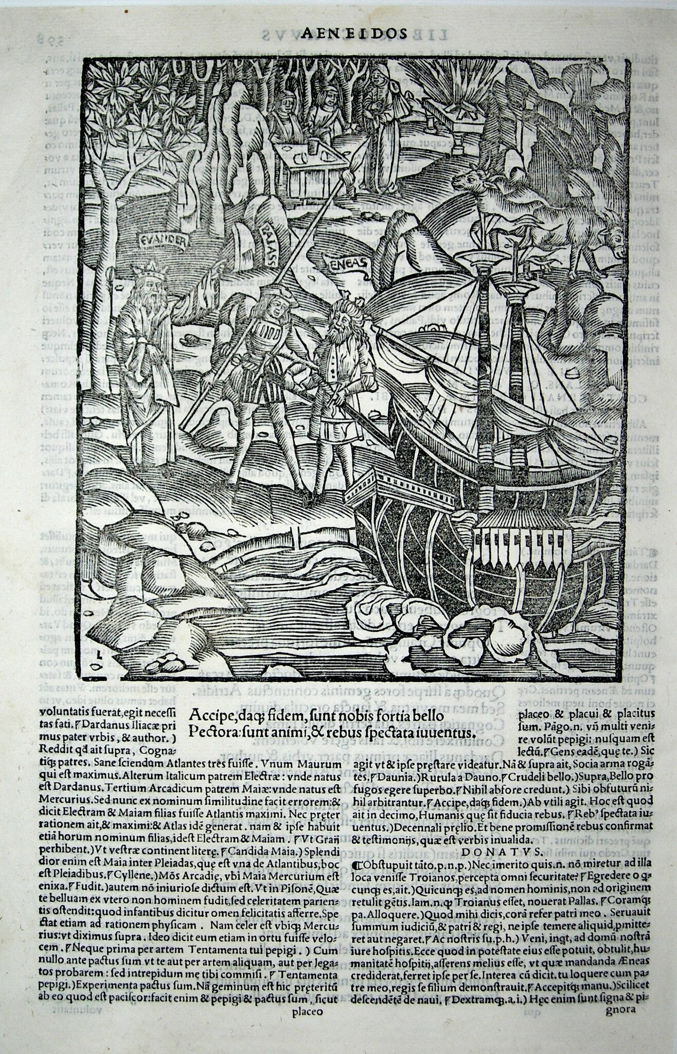 page d'incunable