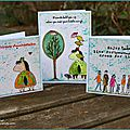Trois petite cartes Stampotique / Three little cards - SDC234 Time <b>Challenge</b> 30 Minutes Or Less