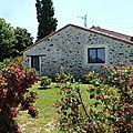 hébergements meublés ou chambres d'hôtes en Val de Loire