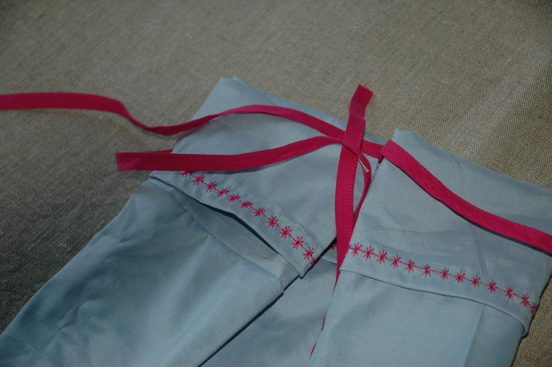 pantalon thai détail