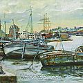 Les bateaux de camaret