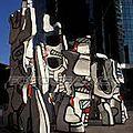 RAPPEL demain mardi 10 Mai conférences au Hangar - 16h Jean Dubuffet - 19h La <b>sculpture</b> <b>monumentale</b>