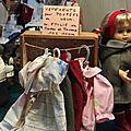 Garde robe de poupée