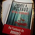Rivière tremblante- Andrée A.Michaud