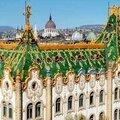 Mon <b>top</b> <b>10</b> <b>architecture</b> <b>art</b> <b>nouveau</b>: N°6: la Caisse d'épargne de la poste ( Budapest, Hongrie )