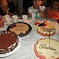 les gâteaux de caro