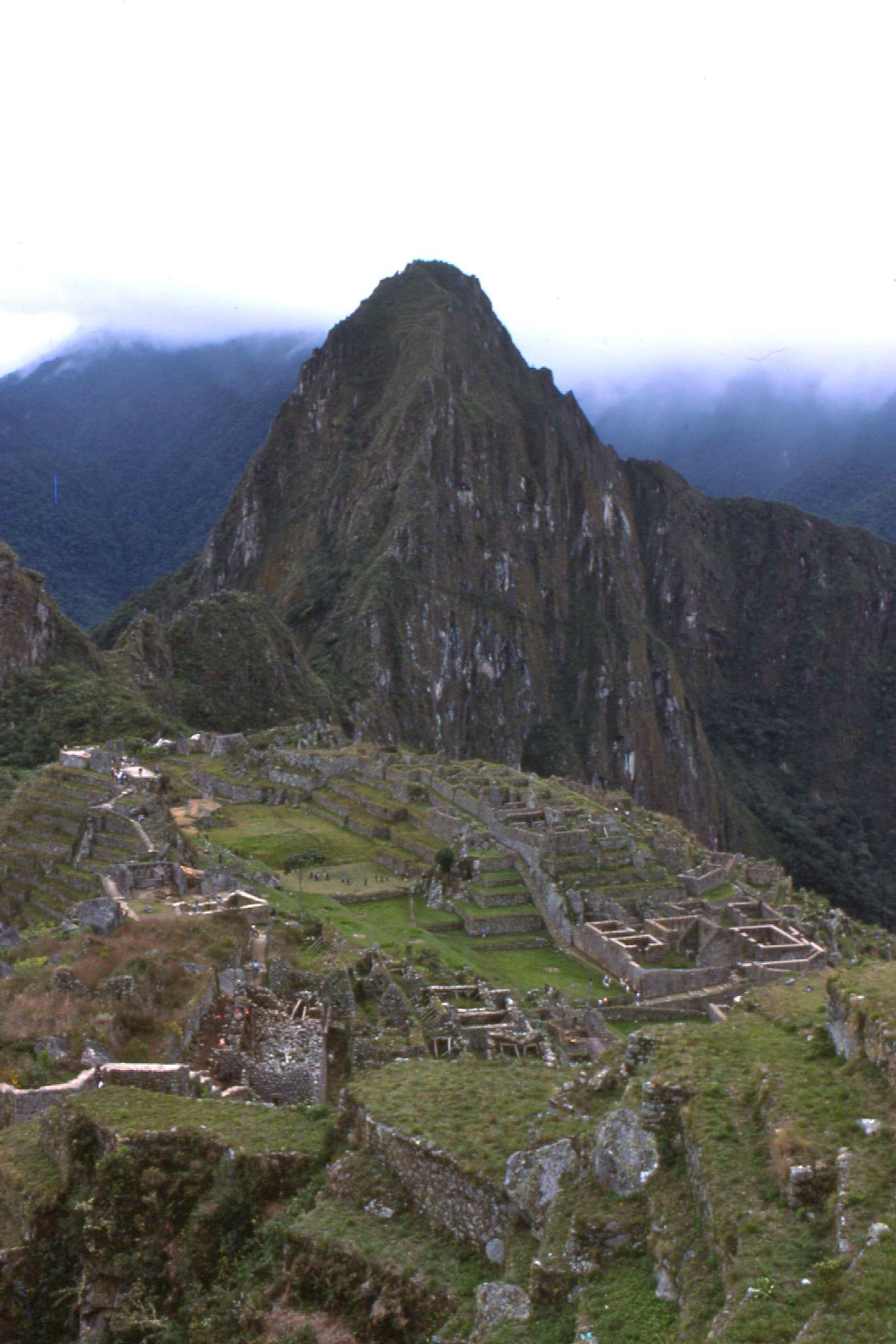 Machu Picchu 1972