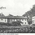 Le monastère du carmel de saint-chamond
