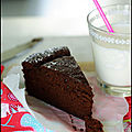 Gâteau au