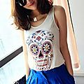 <b>skull</b> tank tops most personality people like