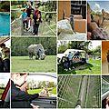 Safari en famille, tenue portée et petit jeu