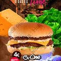 Le g-one, dernier né des burgers