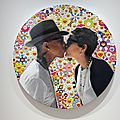 Pharrell Williams offre des Happy days à la <b>Galerie</b> <b>Emmanuel</b> <b>Perrotin</b>