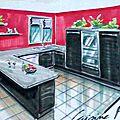 Notre nouvelle cuisine