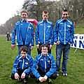 Championnat de france de cross 2014