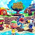 <b>Gameplays</b> Monster Hunter 3 Ultimate, Animal Crossing New Leaf et Monster Hunter 4