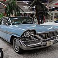Plymouth fury 4door hardtop 1959