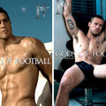 Portfolio : <b>John</b> <b>Williams</b> & Nick Youngquest in Calendrier Gods of Football 2009