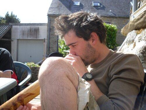 Mes 27 ans, Loulou didjéridou